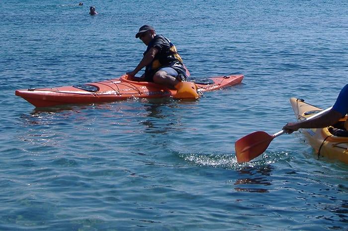 Cursos de kayak en La Llosa del Cavall