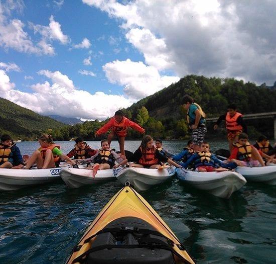 Juegos sobre Kayaks
