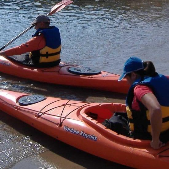 Alquiler de kayak individual