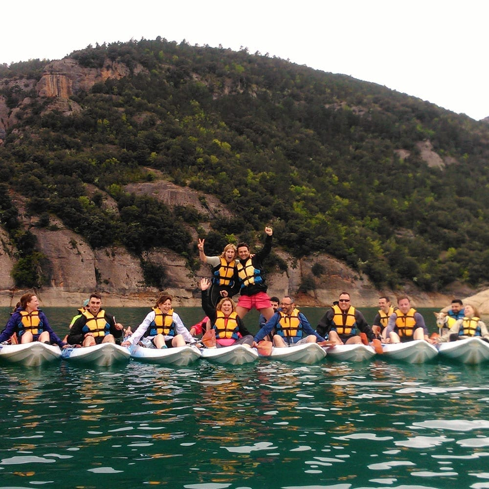 Excursiones Kayak K.1