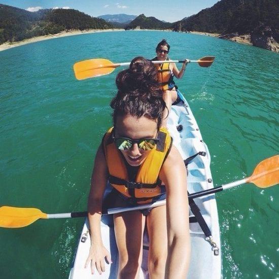 Alquiler de kayaks en La Llosa del Cavall