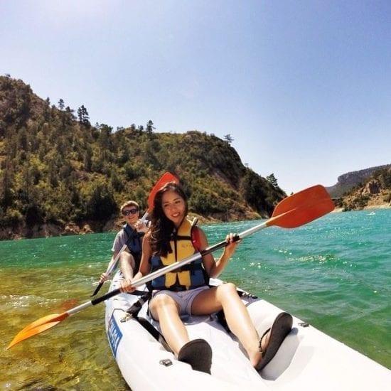 Alquiler de Kayaks en Lérida
