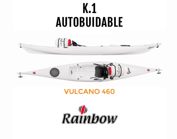 Caiac autobuidable Vulcano 460