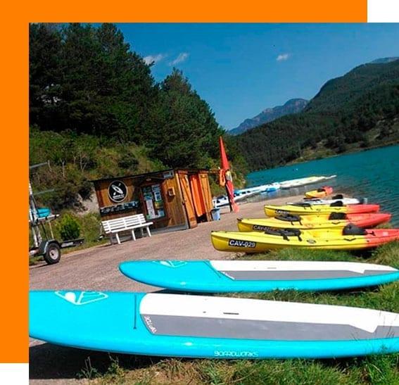 Alquileres Paddle Surf y Kayaks