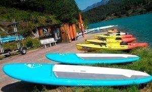 Alquiler de Paddle Surf