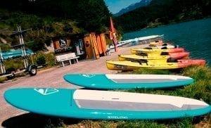 Alquiler Kayaks y Paddle Surf Kayak K.1