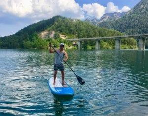 PADDLE SURF - LA LLOSA DEL CAVALL