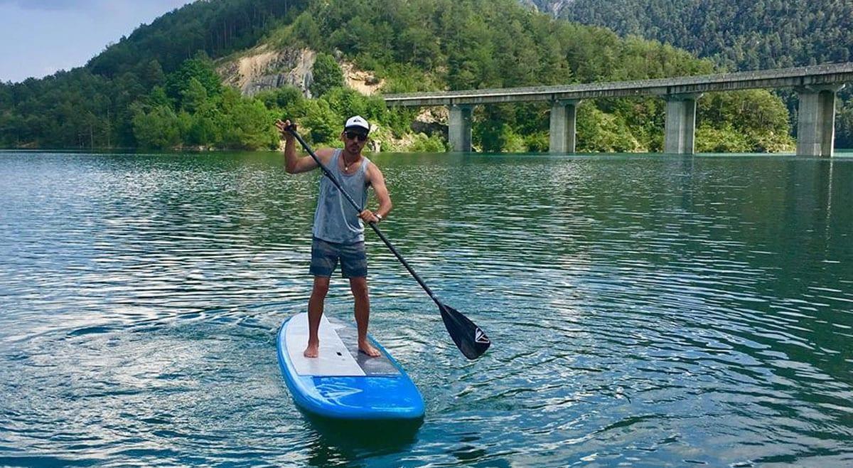 Què és el Paddle Surf?, orígens, beneficis, tipus i modalitats.