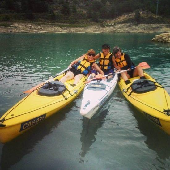 kayak-individual