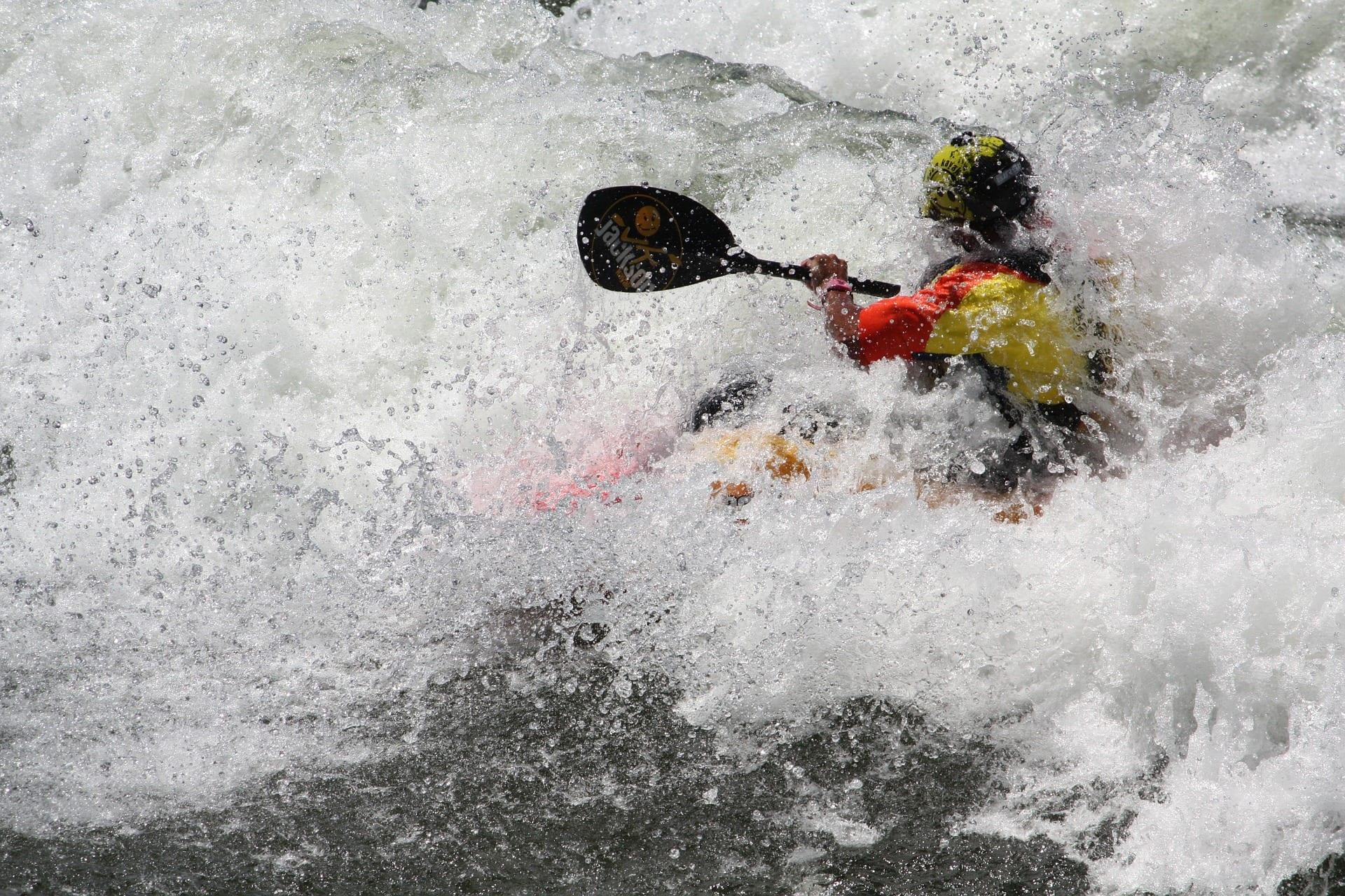 Blog sobre el kayak